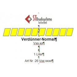 SDF 260 Verdünner normal V26-11