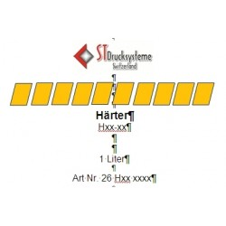 SDF 200 Härter H20-21
